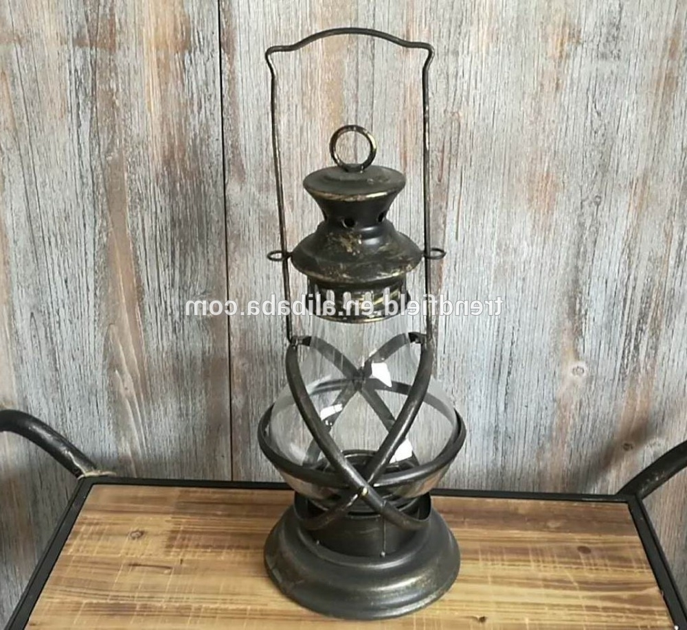 Kerosene Lantern Glass, Kerosene Lantern Glass Suppliers And For Most Up To Date Decorative Outdoor Kerosene Lanterns (Gallery 20 of 20)