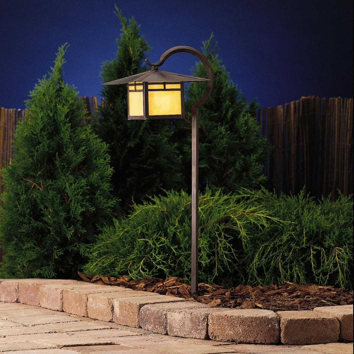 Kichler Outdoor Lighting – Pixball Inside Preferred Kichler Outdoor Lanterns (Gallery 12 of 20)