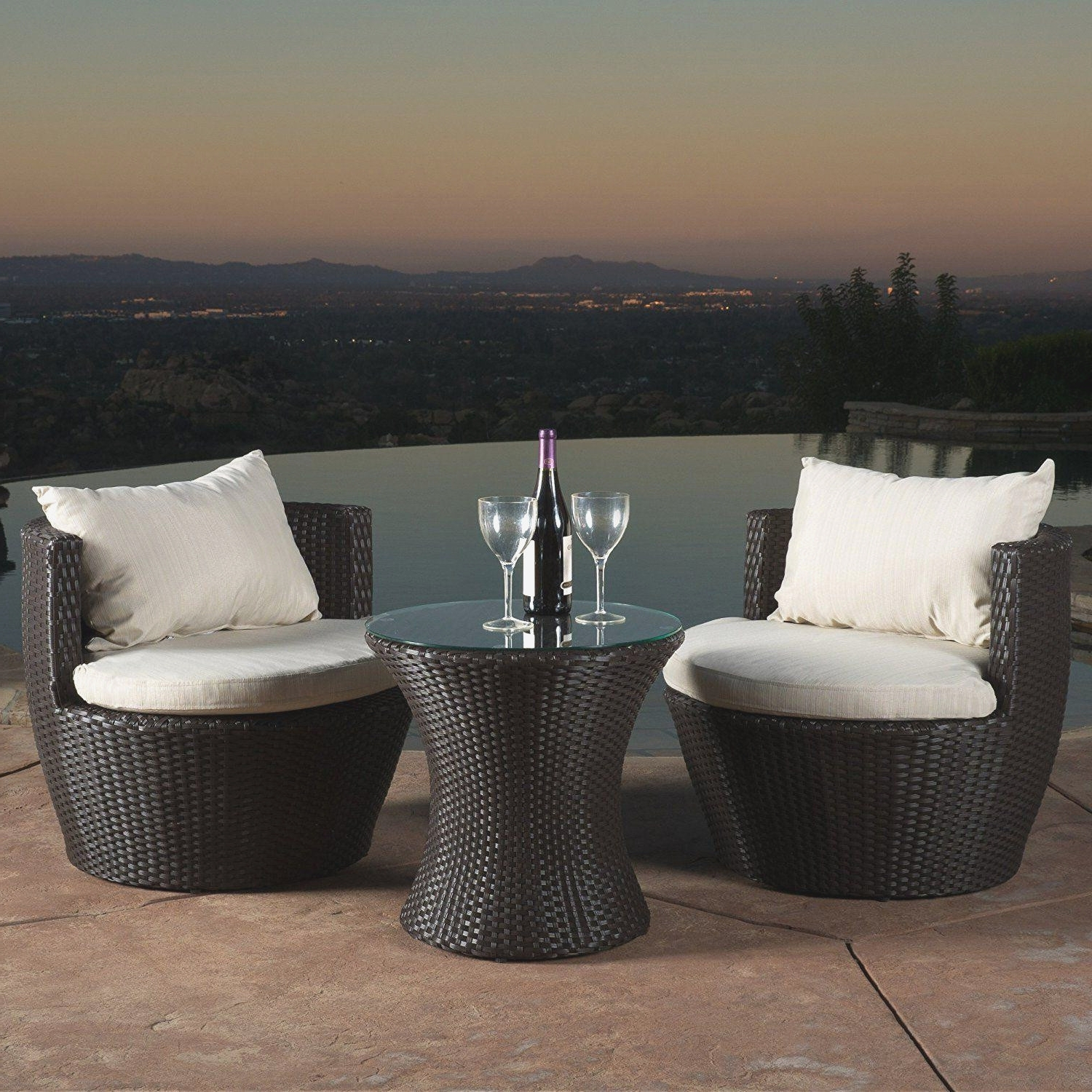 Kirkland Patio Umbrellas In Well Known Costco Outdoor Dining Awesome 30 The Best Teak Patio Furniture (View 9 of 20)