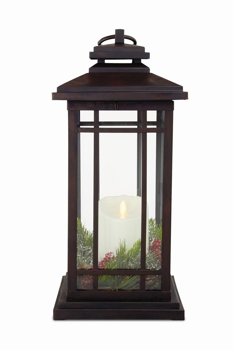 Lantern Luminara Outdoor Candles — Be Sure To Check Out This Pertaining To Most Up To Date Outdoor Luminara Lanterns (View 11 of 20)