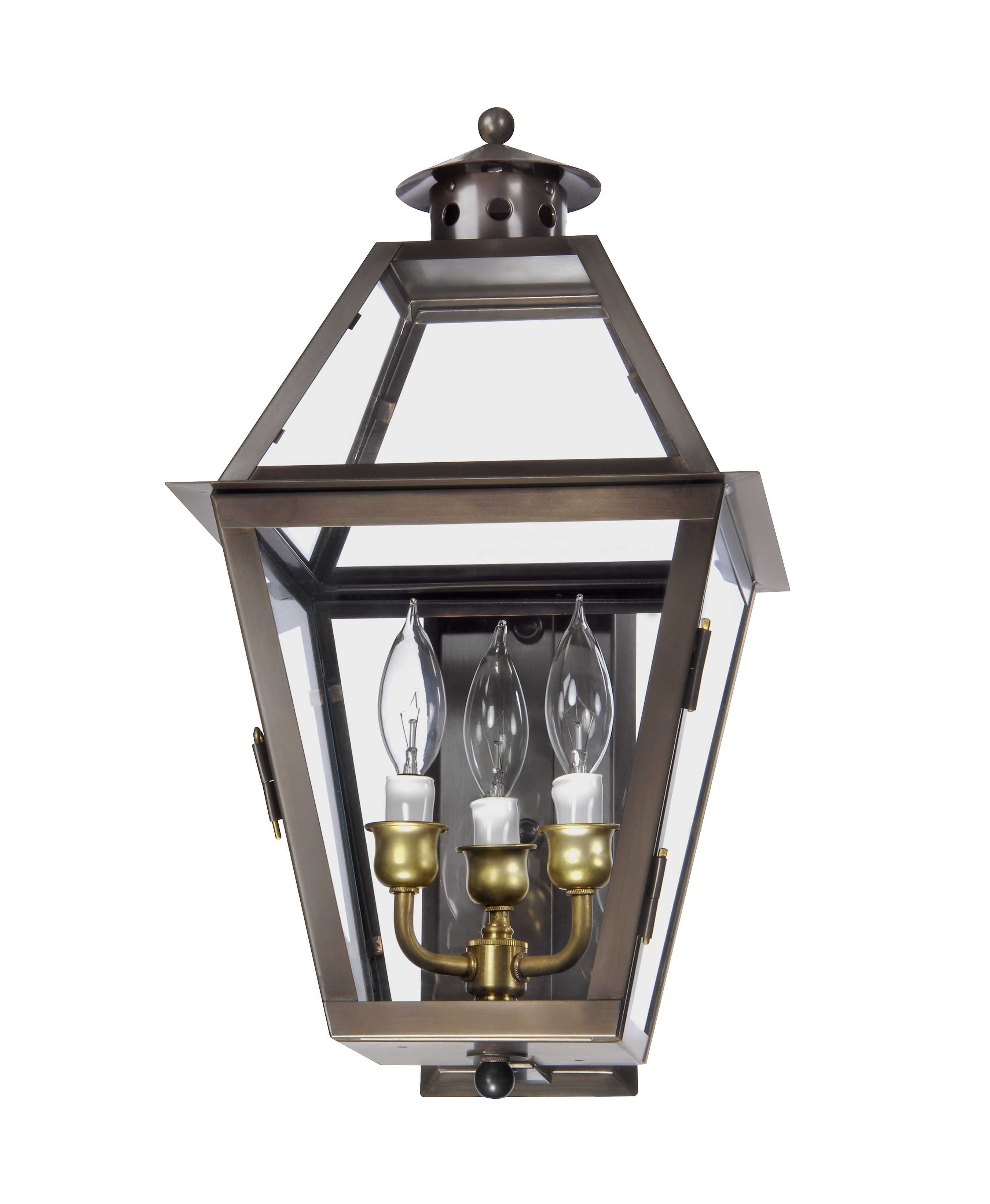 Latest Outdoor Electric Lanterns With Charleston Collection (Gallery 4 of 20)