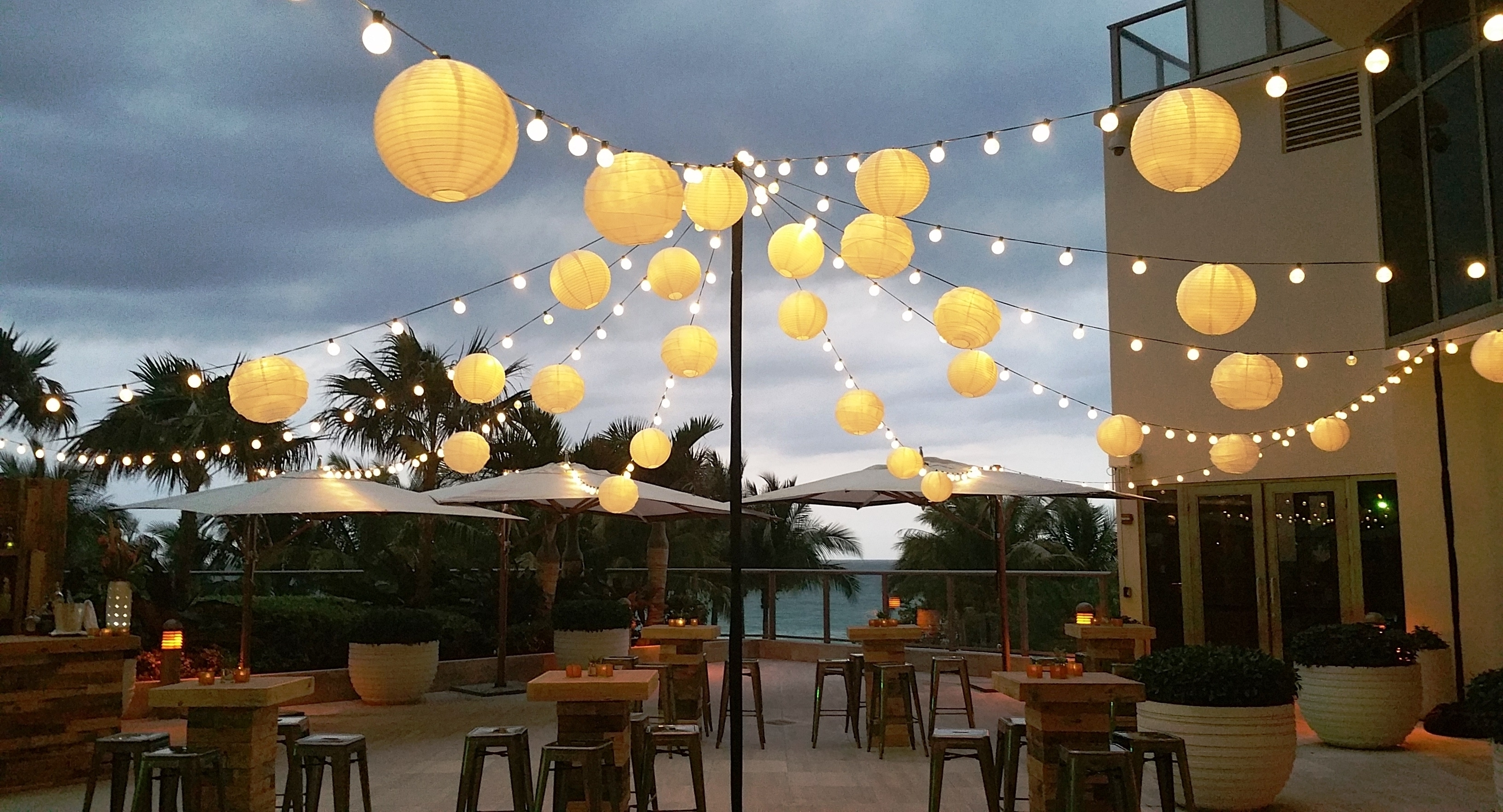Latest The Best Outdoor Hanging Paper Lanterns For Outdoor Nylon Lanterns (View 7 of 20)