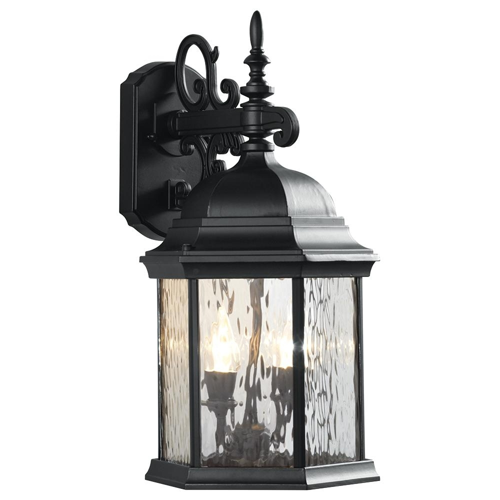 Led Outdoor Lanterns Within Famous Integrated Led – Outdoor Wall Mounted Lighting – Outdoor Lighting (View 10 of 20)