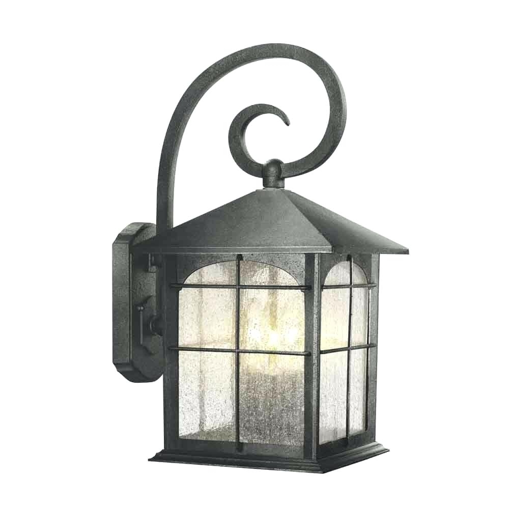 Light : Wall Mounted Solar Light Motion Sensing Outdoor Lighting Pertaining To Most Recently Released Outdoor Motion Lanterns (View 7 of 20)