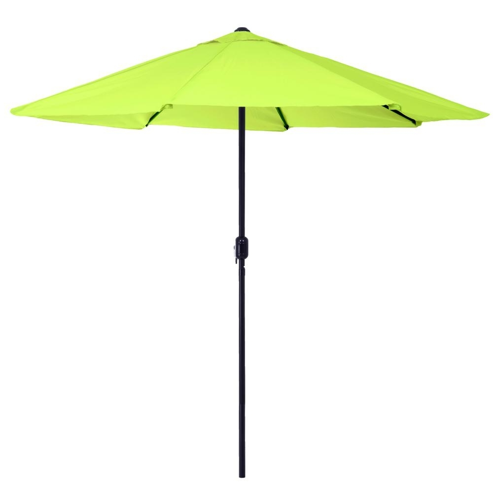 Lime Green Patio Umbrella (View 12 of 20)