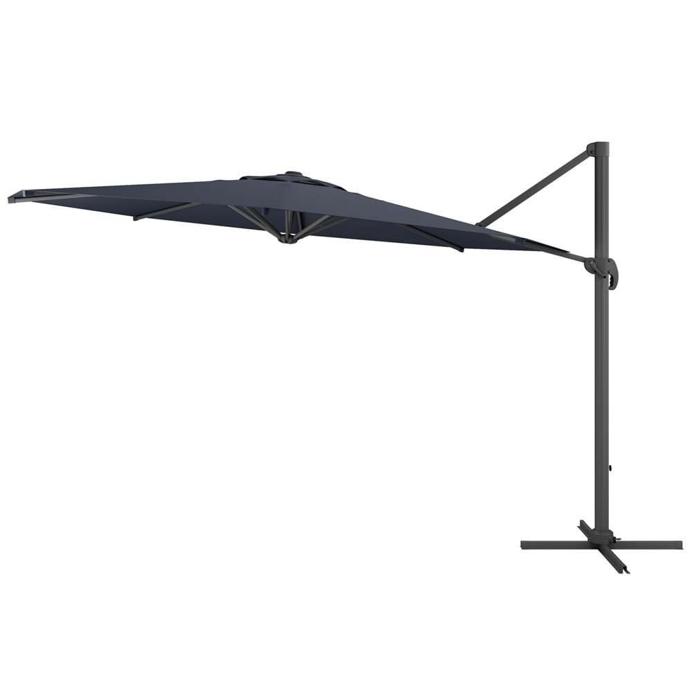 Lowe's Canada For Black Patio Umbrellas (View 12 of 20)