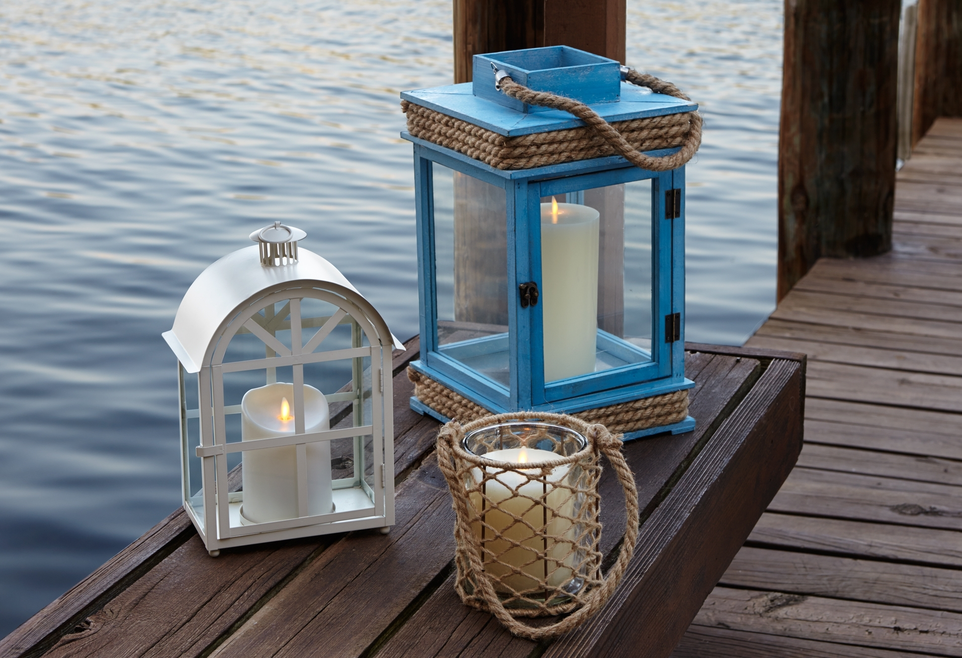 Luminara – Real Flame Effect Candles Throughout Most Up To Date Outdoor Luminara Lanterns (View 5 of 20)