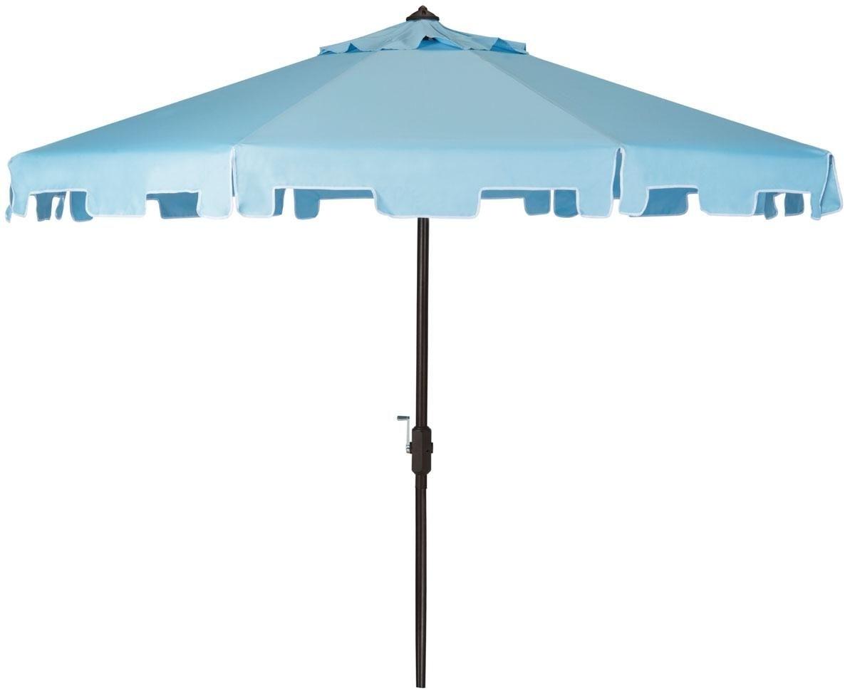 Market Inside Blue Patio Umbrellas (View 11 of 20)