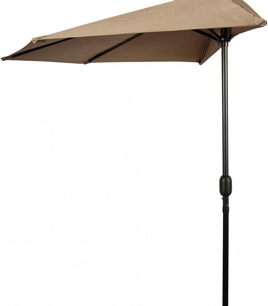 Marvelous Offset Patio Umbrellas Fiberbuilt Umbrellas Target Offset Intended For Best And Newest Offset Rectangular Patio Umbrellas (View 12 of 20)