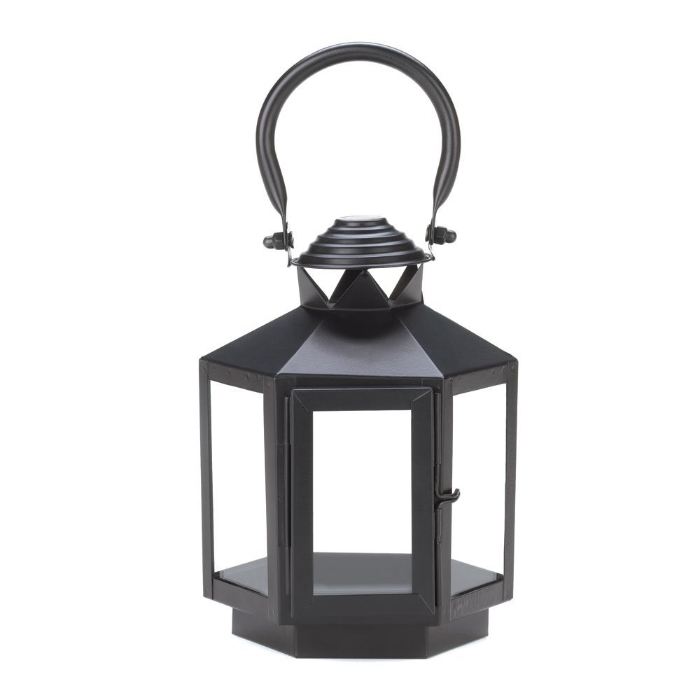 Metal Outdoor Lanterns For Famous Candle Lanterns Decorative, Rustic Metal And 50 Similar Items (View 16 of 20)