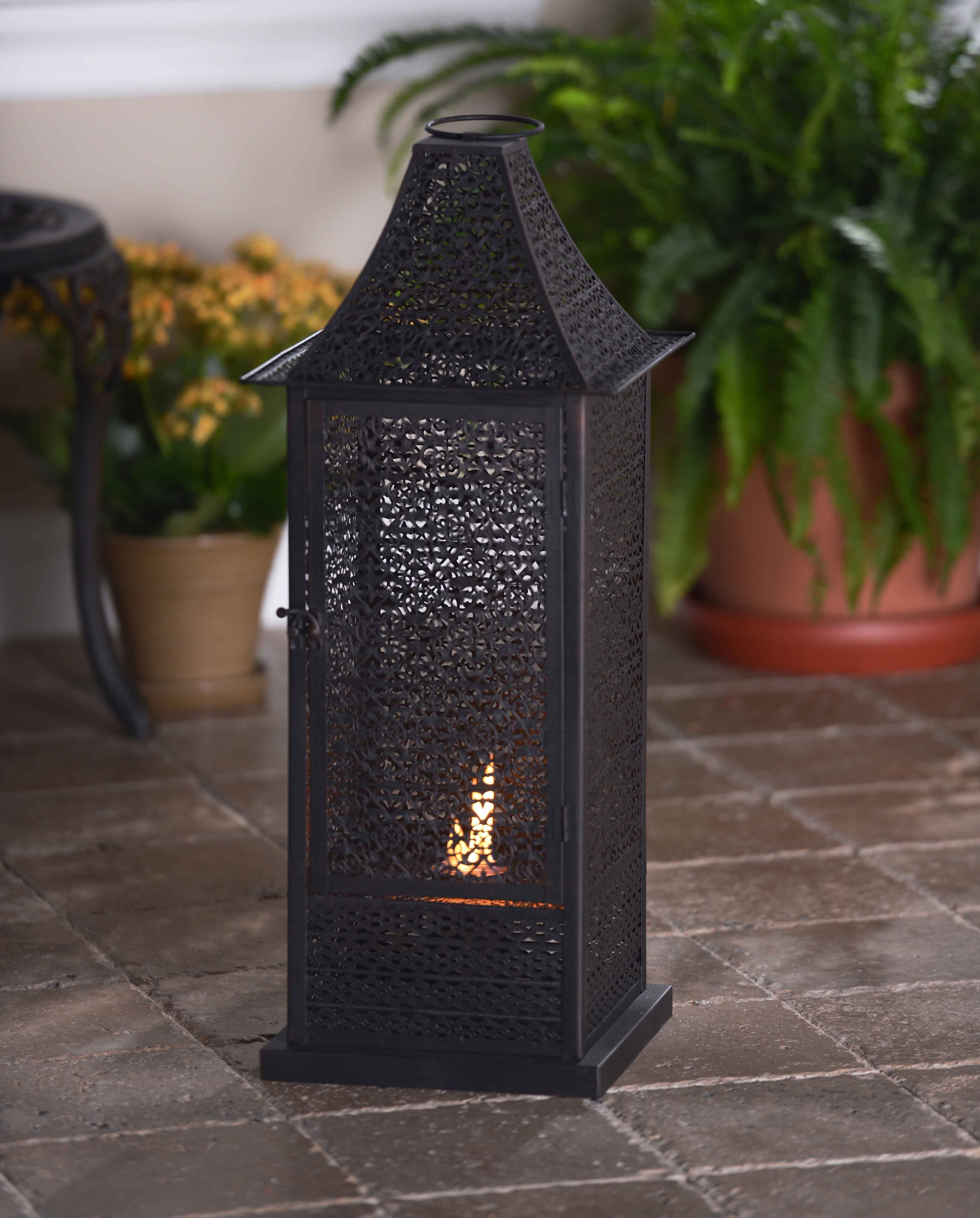 Featured Photo of Outdoor Memorial Lanterns