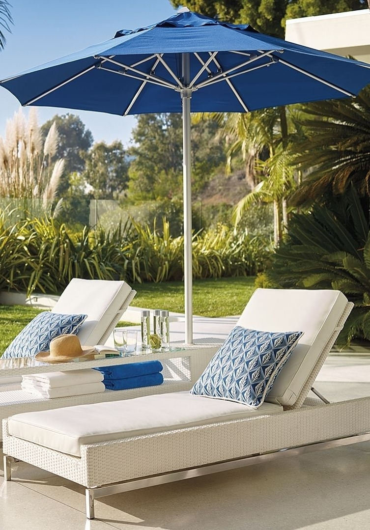 Most Current Jumbo Patio Umbrellas With Regard To Tips: Breathtaking Frontgate Umbrellas For Your Outdoor Space (View 13 of 20)