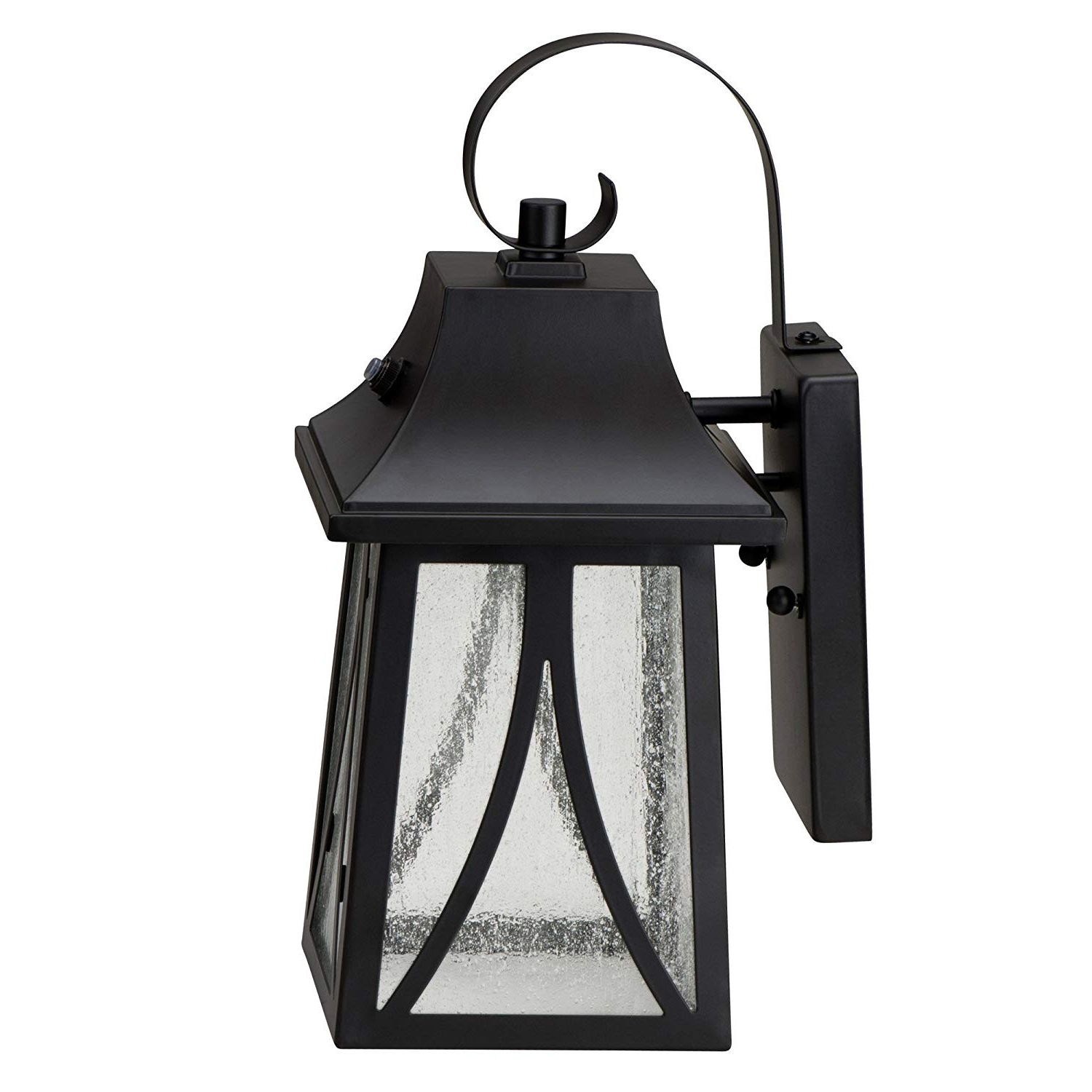 Most Current Lb Led 13W Outdoor Lantern 60W Replacement 4000K Cool White With Outdoor Lanterns With Photocell (View 13 of 20)