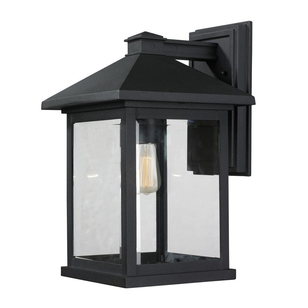 Most Current Titan Lighting Tuscany Coast 1 Light Brass And Gold Outdoor Sconce With Regard To Gold Coast Outdoor Lanterns (View 11 of 20)
