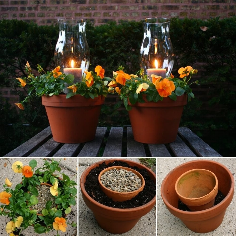 Most Current Welcome Spring With These Diy Outdoor Lanterns Intended For Diy Outdoor Lanterns (View 16 of 20)