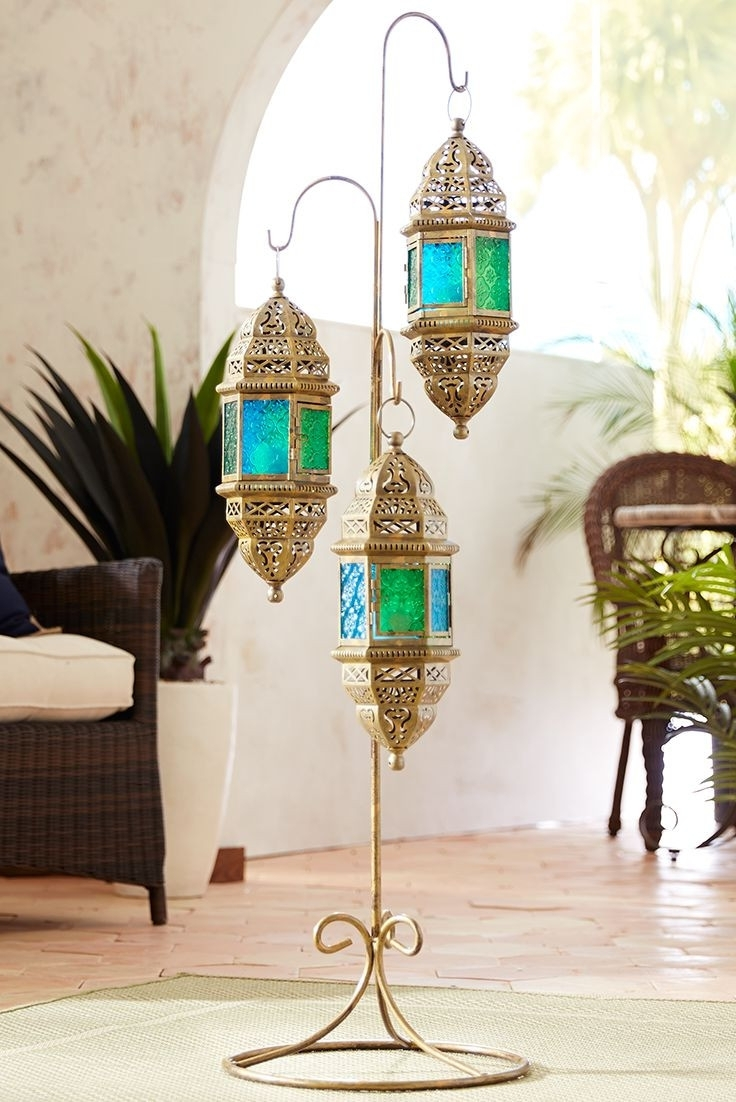 Most Popular 180 Best Lanterns Images On Pinterest Inspiration Of Moroccan Throughout Moroccan Outdoor Lanterns (View 13 of 20)