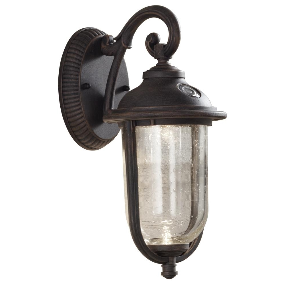 Most Popular Outdoor Lanterns And Sconces Regarding Light : Outdoor Lanterns Sconces Wall Mounted Lighting Commercial (View 17 of 20)