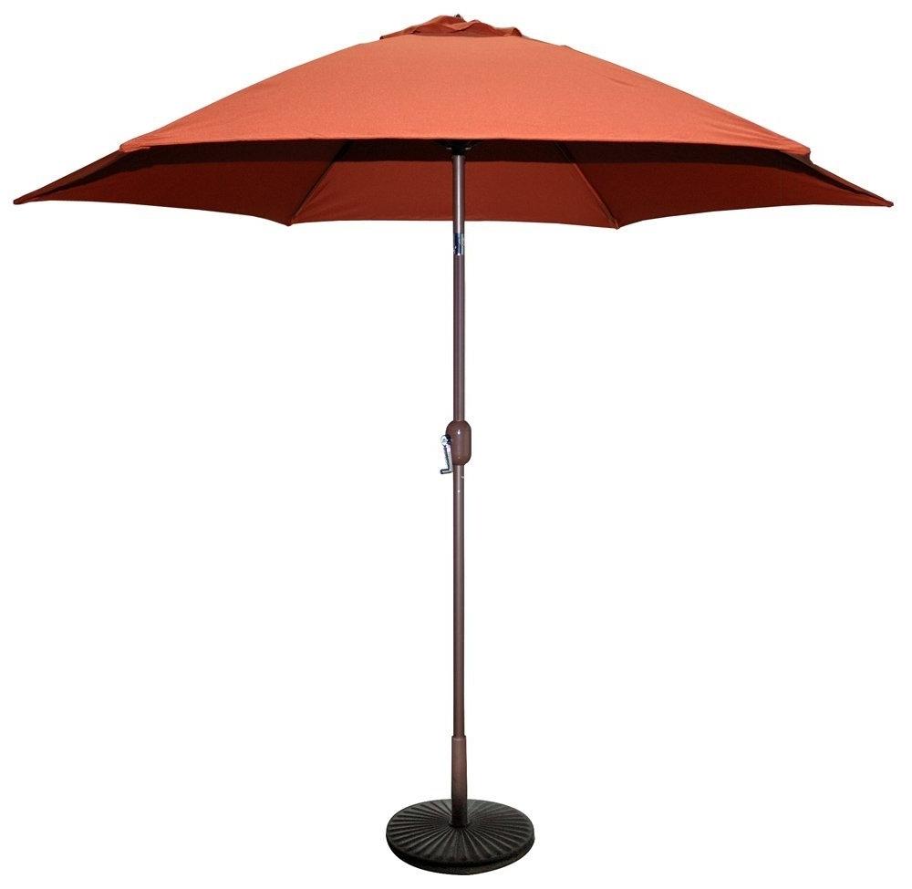 Most Popular The Top 7 Best Patio Umbrellas In 2018 – Reviews And Comparison Regarding Exotic Patio Umbrellas (View 14 of 20)