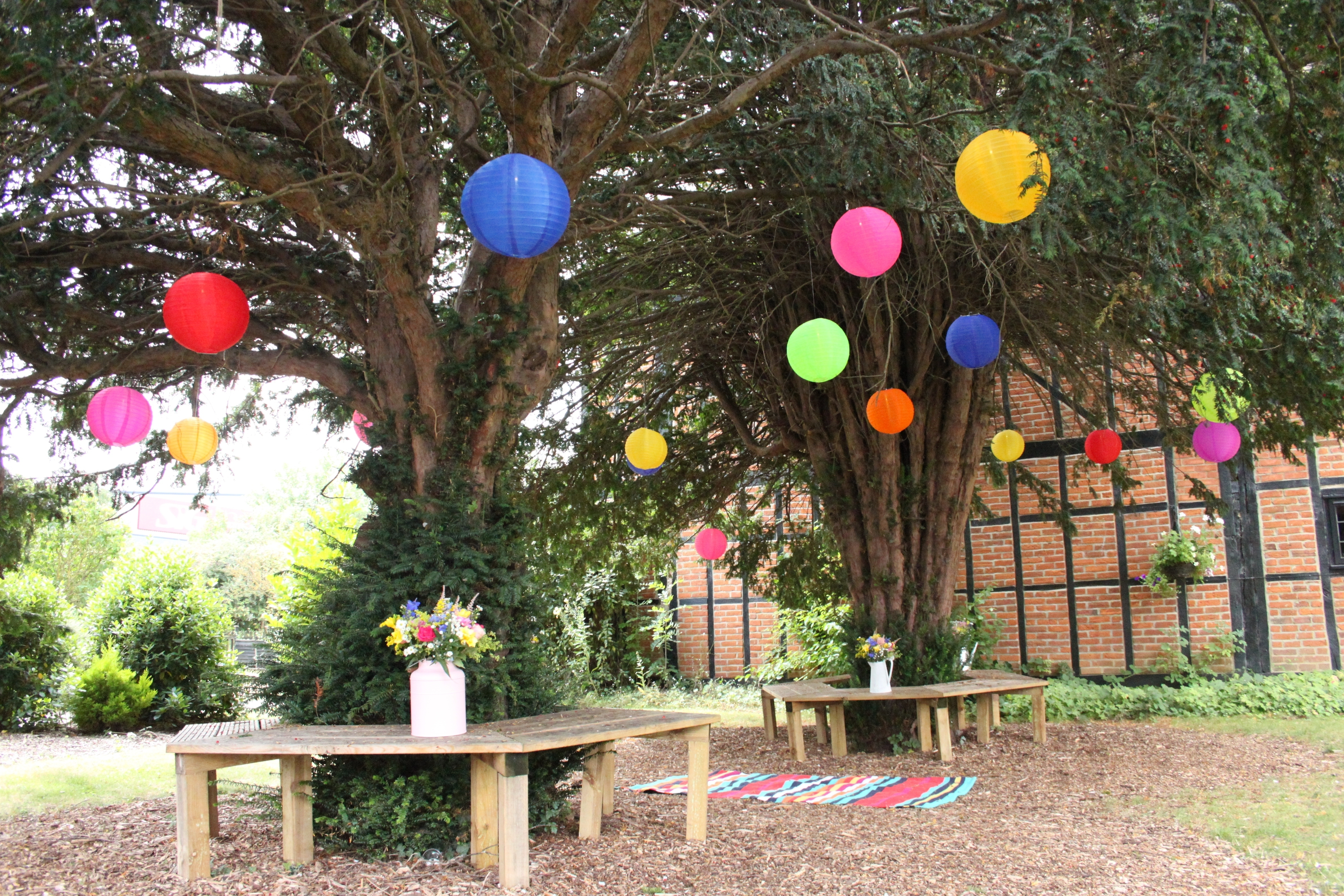 Featured Photo of Outdoor Nylon Lanterns