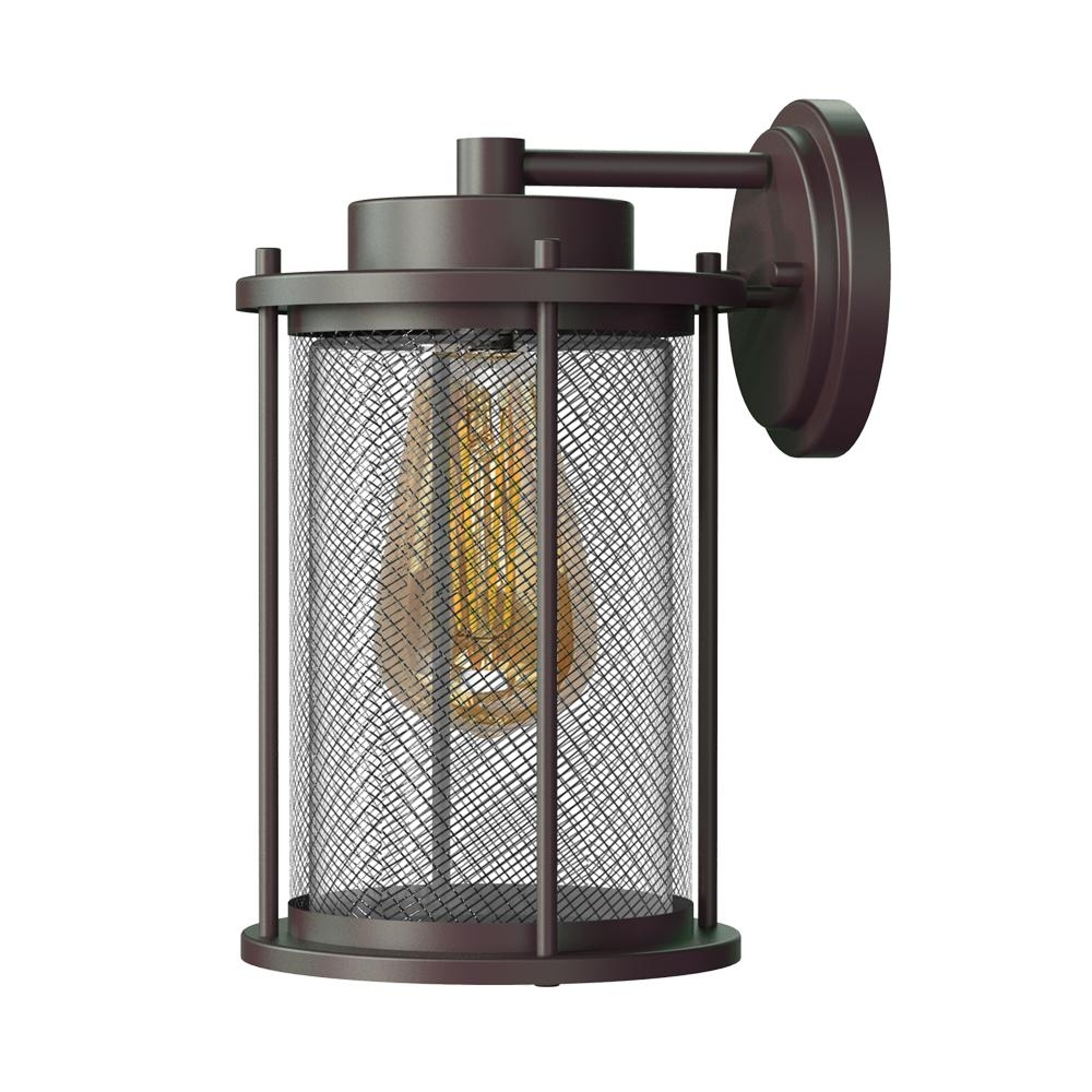 Most Recent Industrial – Outdoor Wall Mounted Lighting – Outdoor Lighting – The Within Industrial Outdoor Lanterns (View 13 of 20)