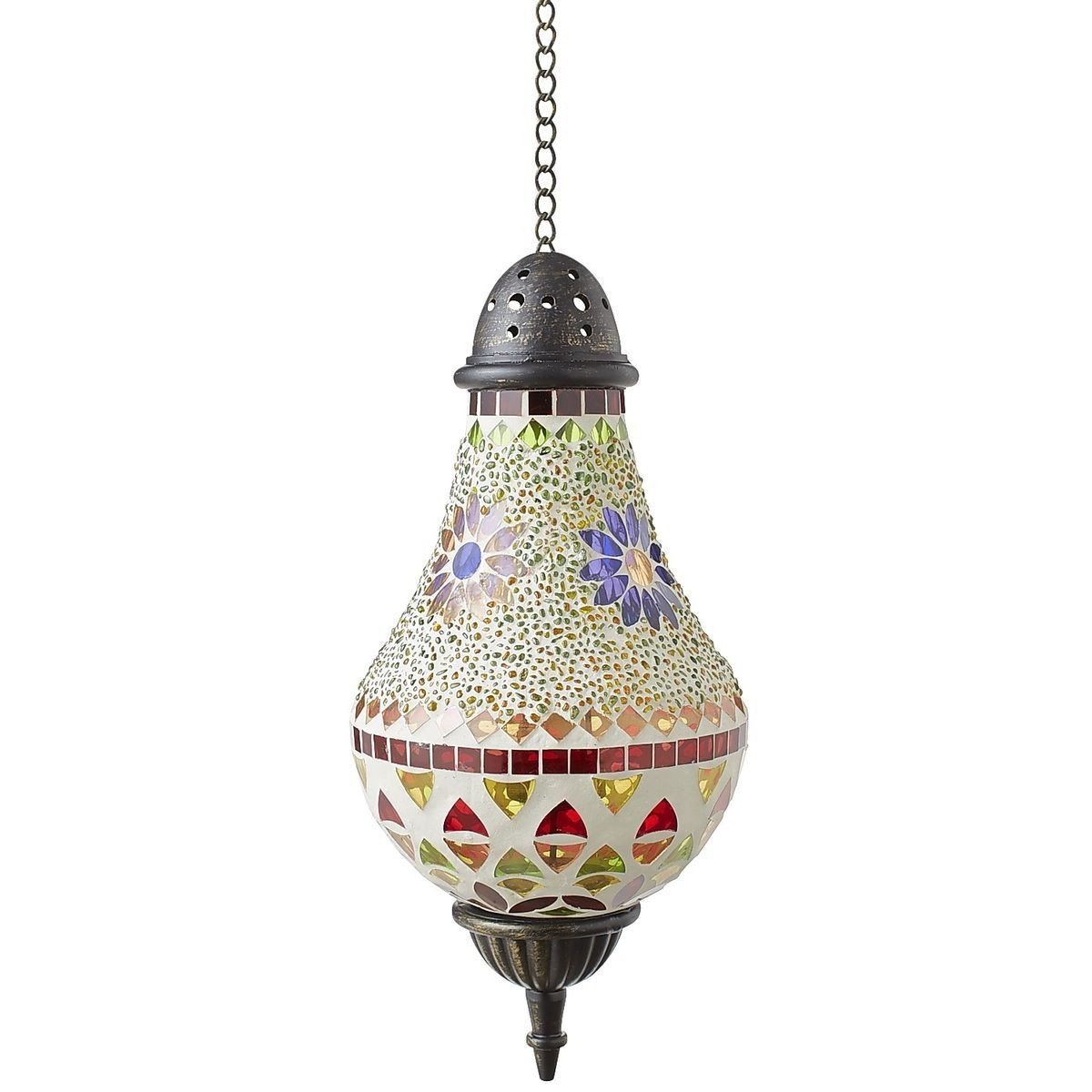 Featured Photo of Outdoor Mosaic Lanterns