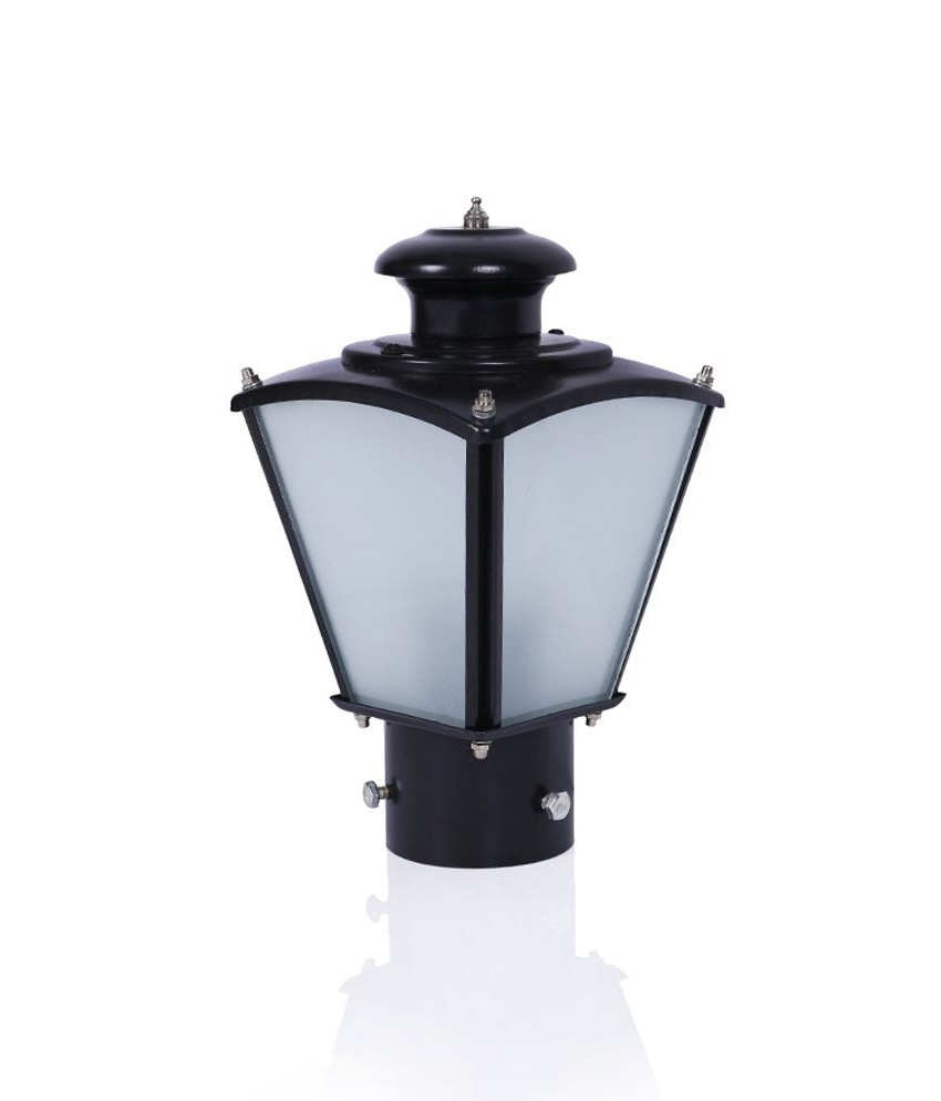 Most Recent Outdoor Lights On Pillars Fresh Fos Lighting Classic Black Small Inside Outdoor Lanterns For Pillars (View 8 of 20)