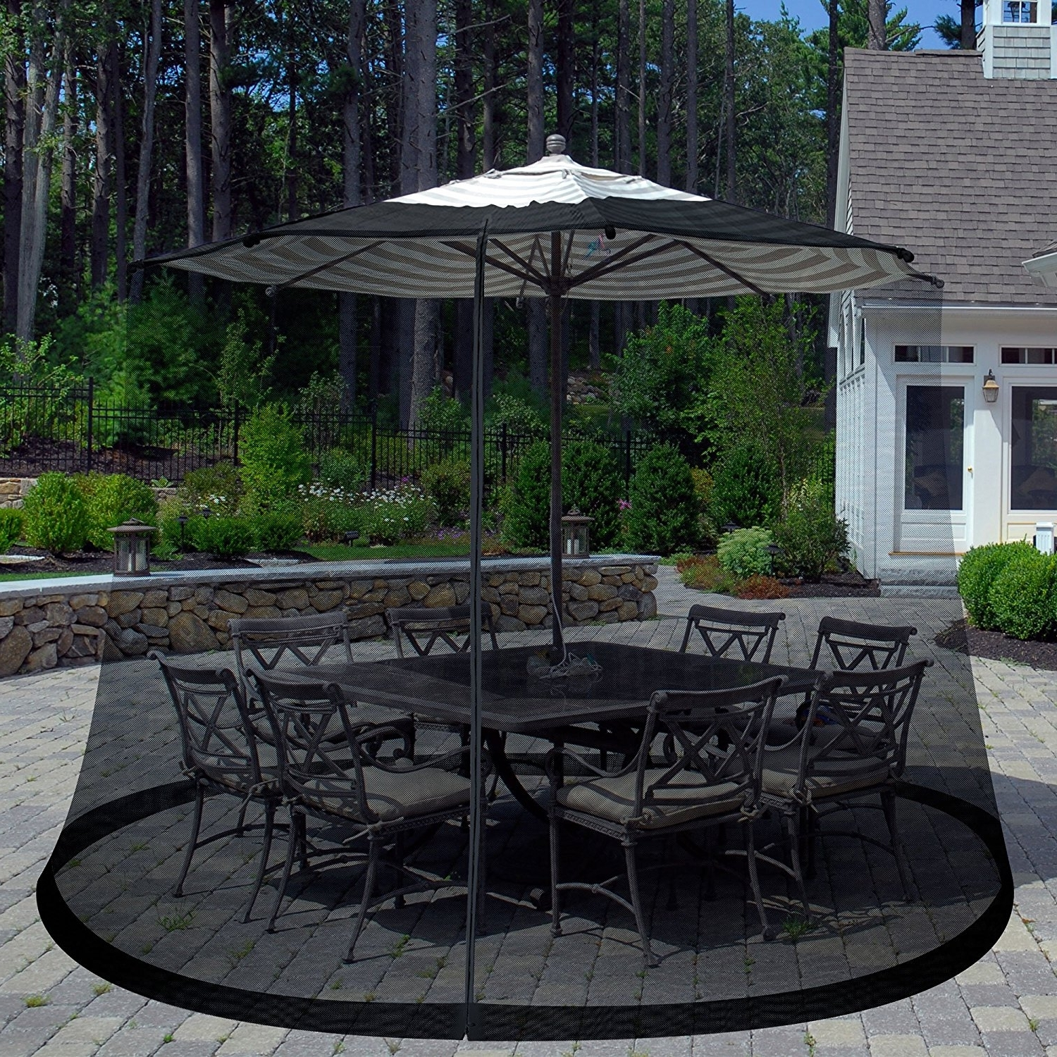 Most Recently Released Amazon Patio Umbrellas Inside Industrial Patio Umbrellas Best Of Amazon Pure Garden Outdoor (View 14 of 20)