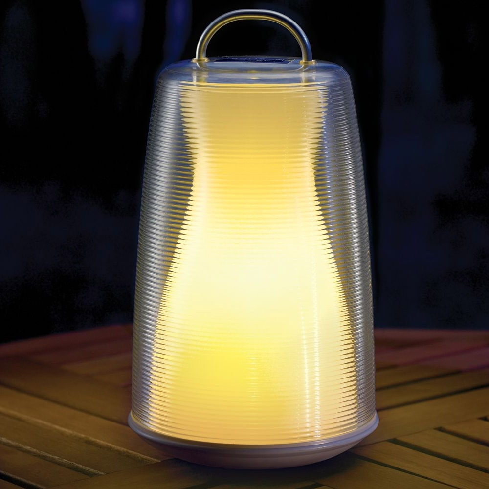 Most Recently Released Cordless Patio Lantern – The Green Head Throughout Outdoor Rechargeable Lanterns (View 6 of 20)