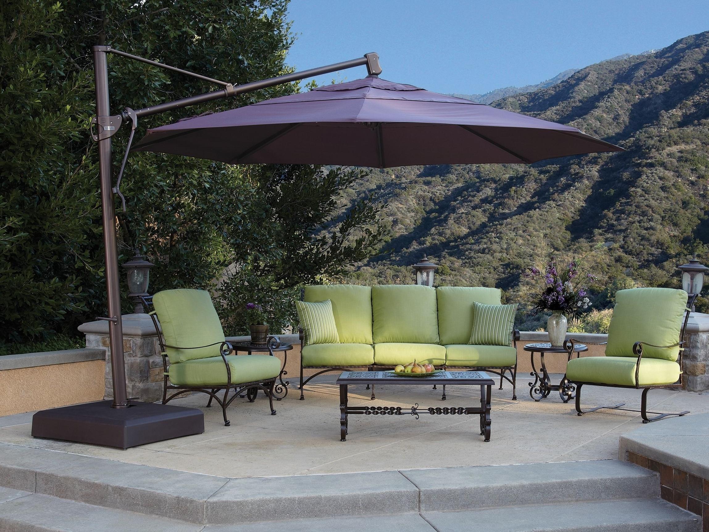 Most Recently Released Garden Treasures Patio Umbrella – Amazing Cool Elegant Patio Within Patio Umbrellas At Lowes (View 8 of 20)