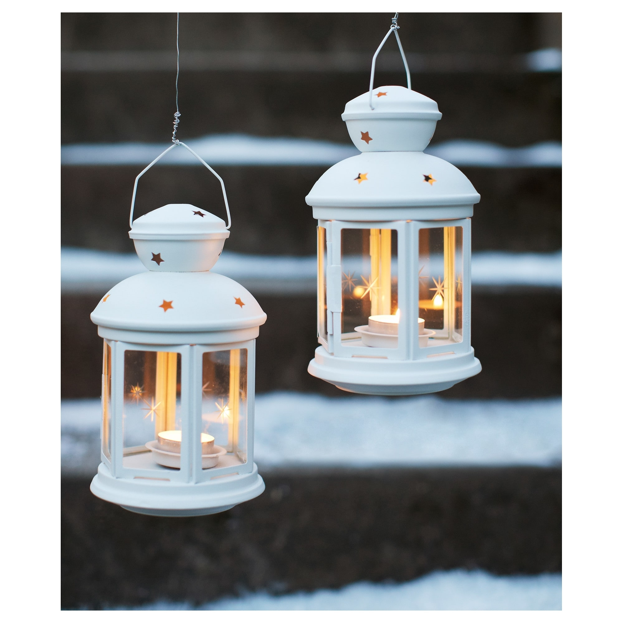 Most Recently Released Ikea Outdoor Lanterns With Regard To Rotera Lantern For Tealight – Ikea (View 15 of 20)