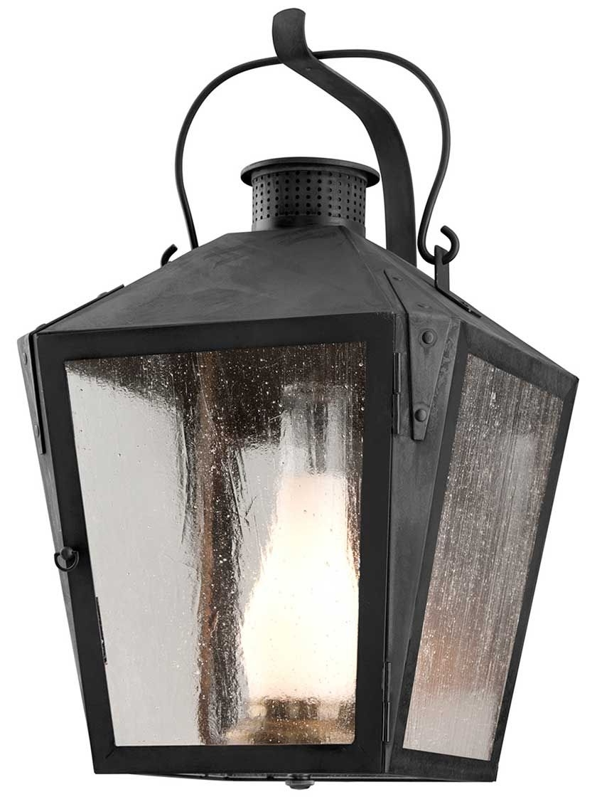 Most Recently Released Nantucket Large Exterior Wall Lantern (View 8 of 20)