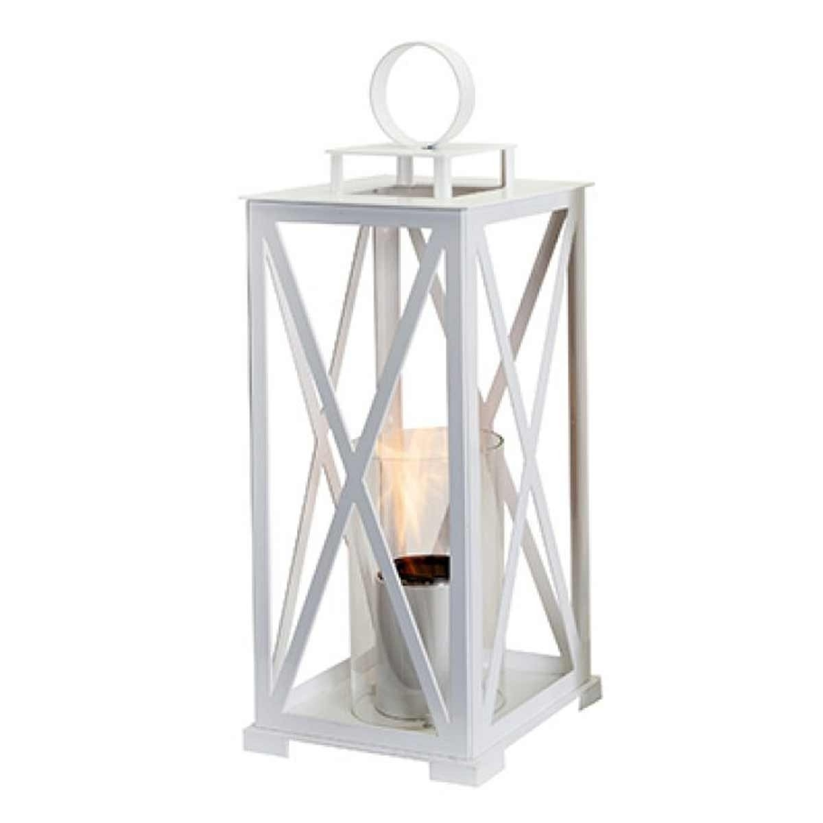 "Most Recently Released Outdoor Gel Lanterns Within Nashville Gel Fuel Series 21"" Lantern (View 7 of 20)"