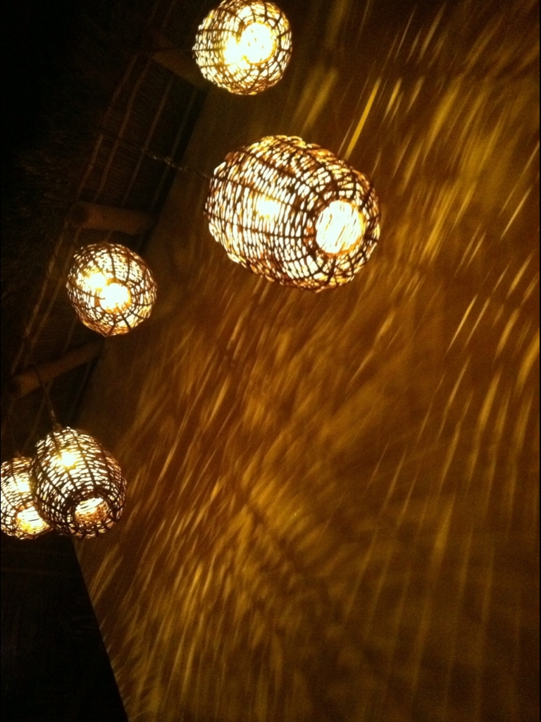Most Recently Released Outdoor Mexican Lanterns Regarding Basket Lights As Decorative Lanterns – No Mas! Productions (View 8 of 20)