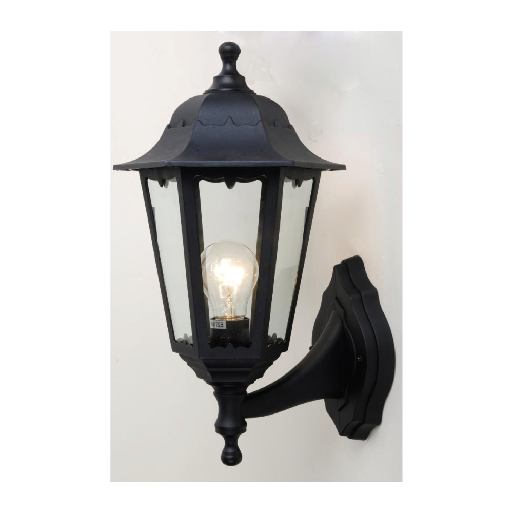 Most Recently Released Outdoor Plastic Lanterns For Exterior Plastic Outdoor Living Area Convertible Wall Lantern E (View 7 of 20)