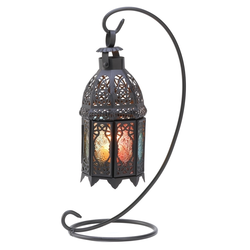 Most Recently Released Outdoor Standing Lanterns Intended For Displaying Photos Of Outdoor Hanging Candle Lanterns At Wholesale (View 12 of 20)