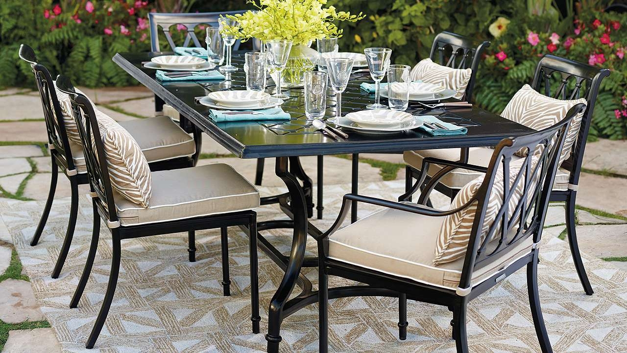 Most Recently Released Patio: Amusing Luxury Patio Furniture Upscale Outdoor Furniture In Upscale Patio Umbrellas (View 5 of 20)