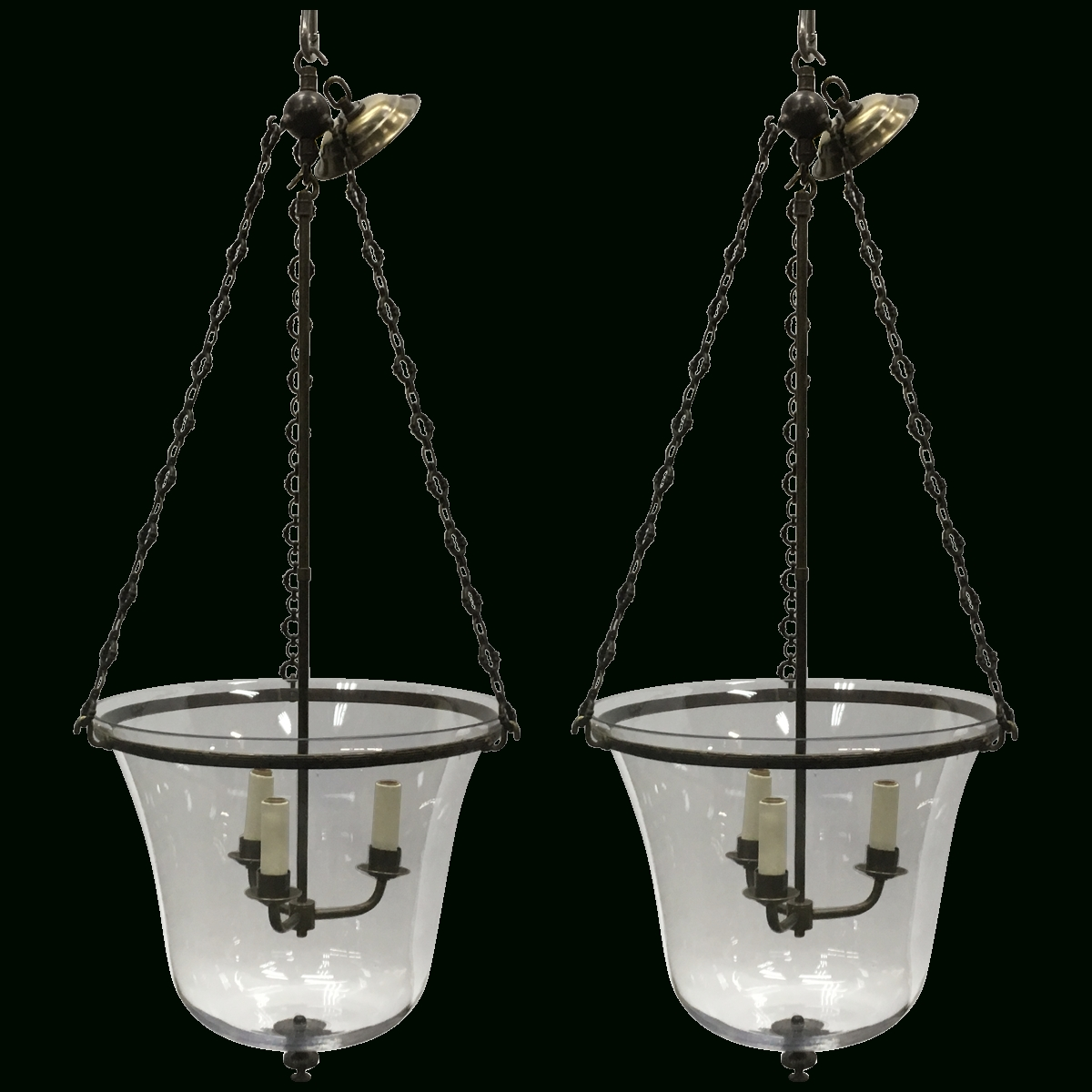 Most Recently Released Vaughan Outdoor Lanterns With Viyet – Designer Furniture – Lighting – Vaughan Designs Paxton Bell (View 20 of 20)