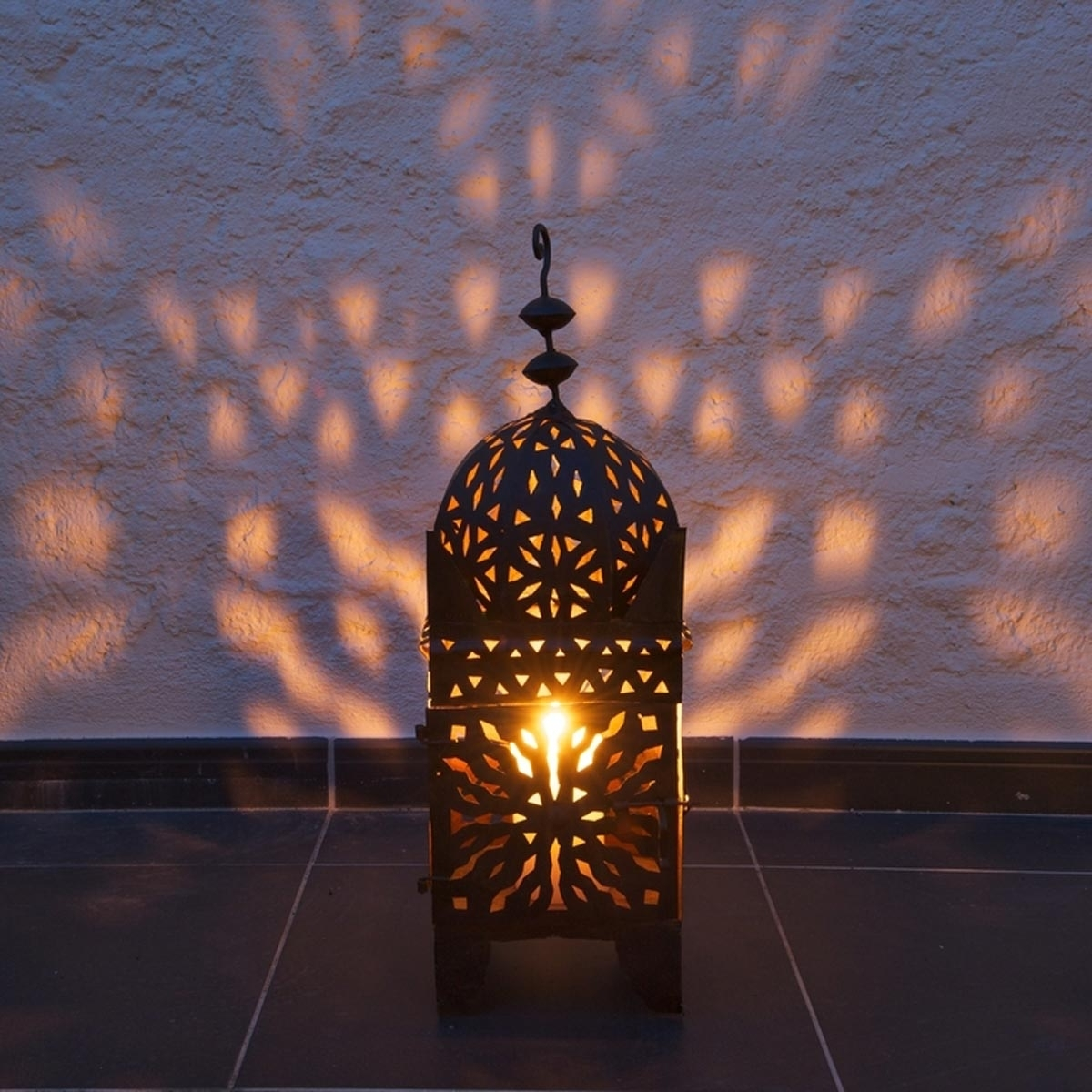 Most Up To Date 14 Outdoor Lighting Trends For 2018 — The Family Handyman Pertaining To Moroccan Outdoor Electric Lanterns (View 12 of 20)