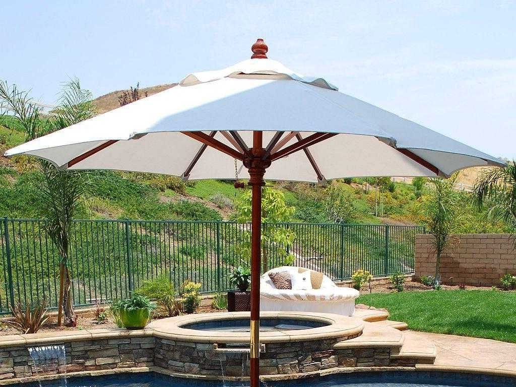 Most Up To Date Extra Large Patio Umbrellas For Best Large Patio Umbrellas Ideas With Fascinating Extra Umbrella For (View 14 of 20)