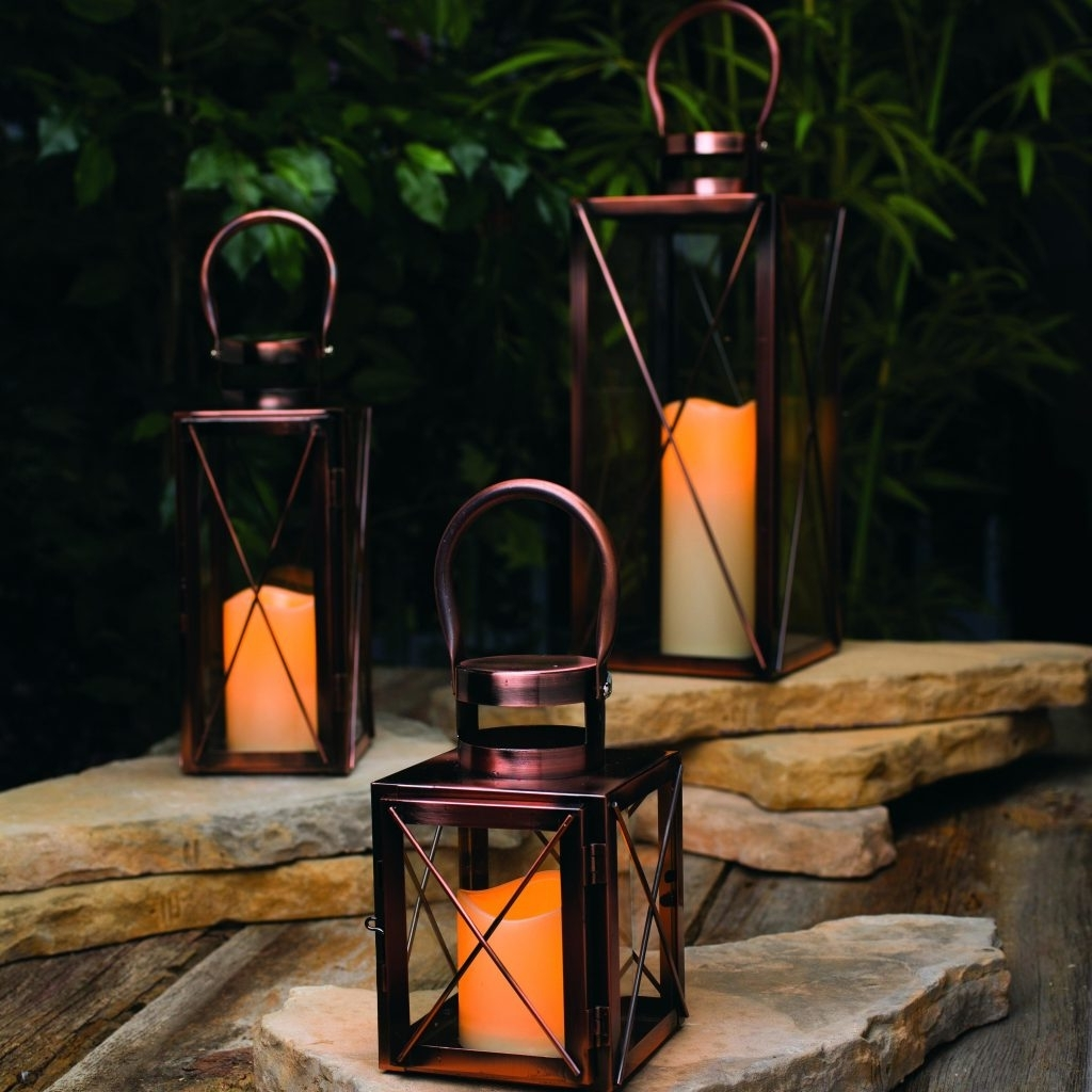 Most Up To Date Outdoor Big Lanterns In Candles ~ Giant Candle Lantern Decorative Lanterns Outdoor Candles (View 2 of 20)