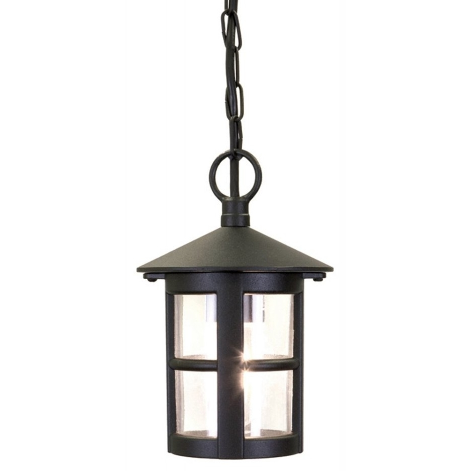 Most Up To Date Outdoor Lanterns For Front Porch With Regard To Decoration Ideas Fascinating Image Of Outdoor Vintage Round Black (View 10 of 20)