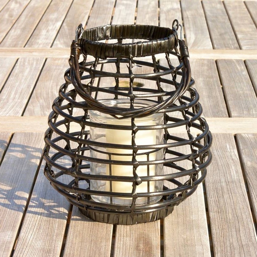 Most Up To Date Outdoor Rattan Lanterns For Rattan Outdoor Lanterns Ella James (View 10 of 20)