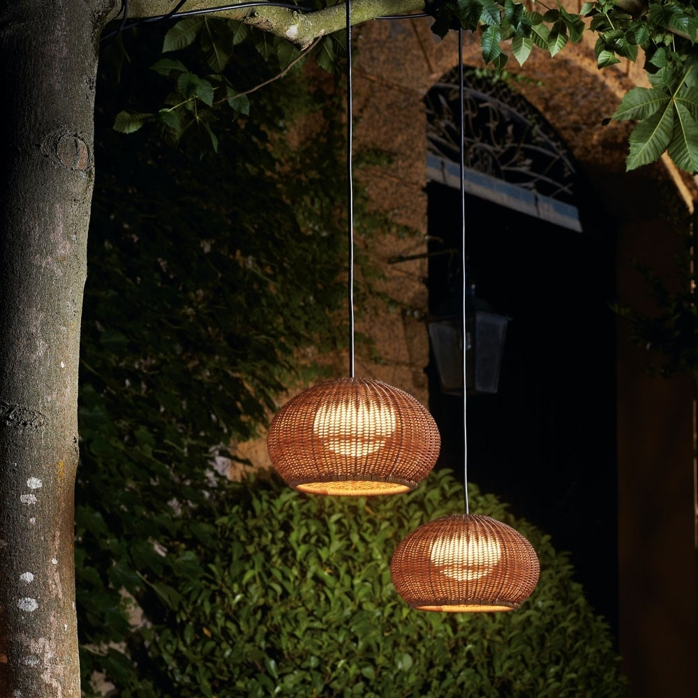 Most Up To Date Plug In Outdoor Lanterns With Outdoor Light Pendant – Outdoor Lighting Ideas (View 7 of 20)