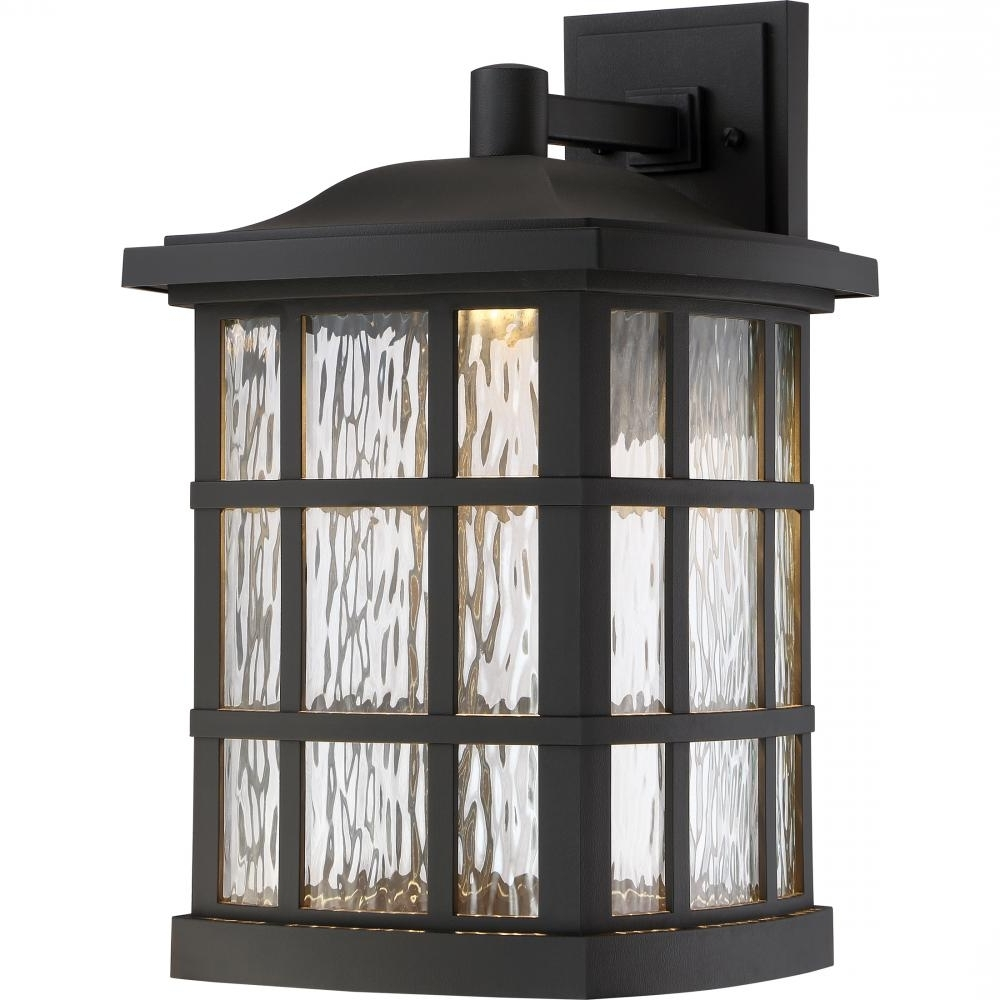 Most Up To Date Stonington Outdoor Lantern : Snnl8411K (View 16 of 20)