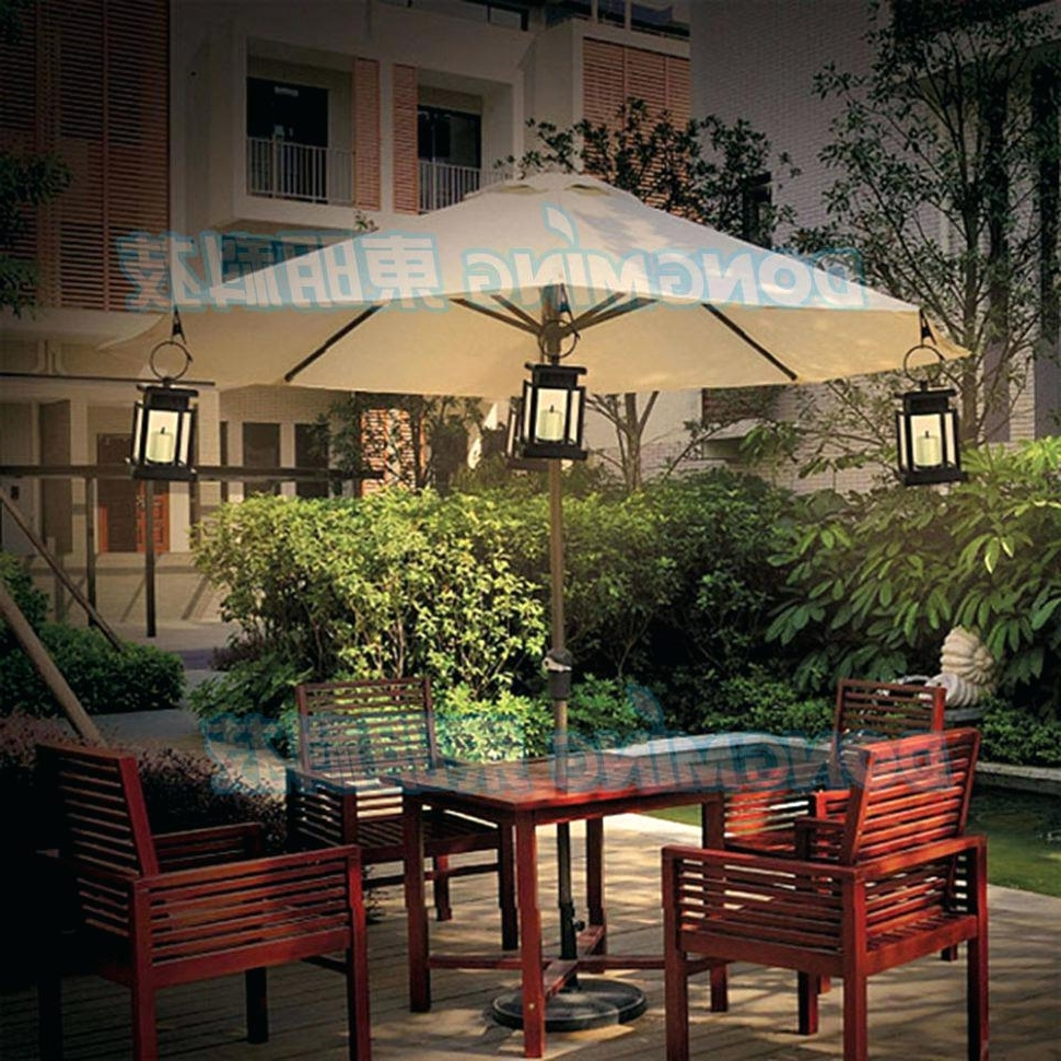 Most Up To Date Vintage Patio Umbrella Metal Old Style Beer With Fringe In Vinyl Patio Umbrellas With Fringe (View 4 of 20)