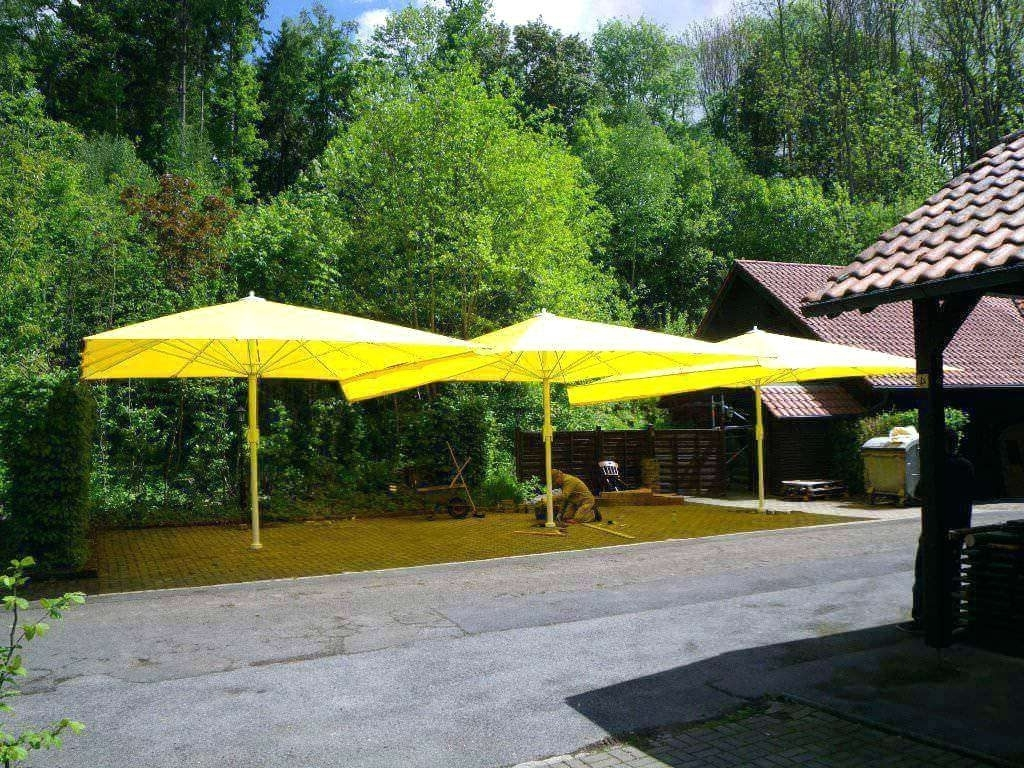 Newest Patio Ideas ~ Large Patio Umbrella With Solar Lights Large Patio Throughout Sams Club Patio Umbrellas (View 5 of 20)