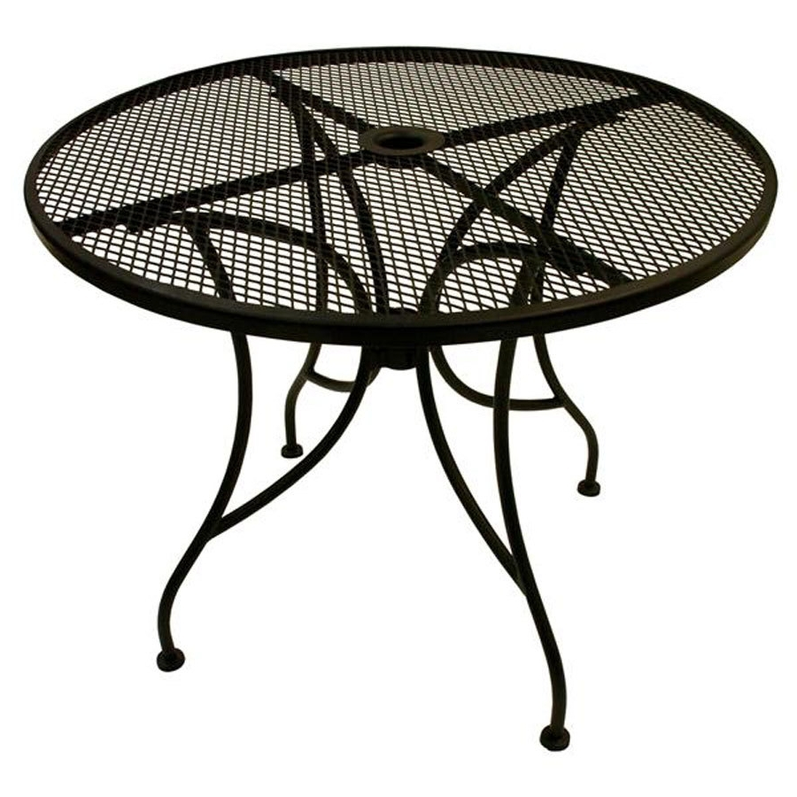 Newest Patio Umbrellas With Accent Table Intended For Garden Table Round Metal Full Size Of End Tablespatio Accent (View 19 of 20)