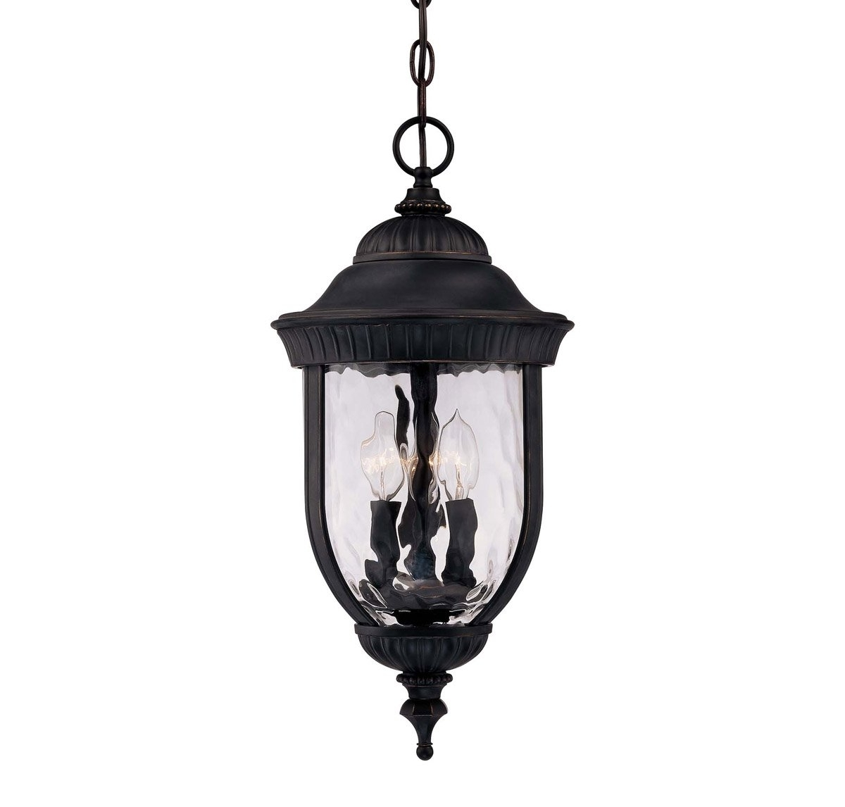 Newest Savoy House Lighting 5 60328 186 Castlemain 3 Light 10 Inch Black Throughout Gold Outdoor Lanterns (View 12 of 20)