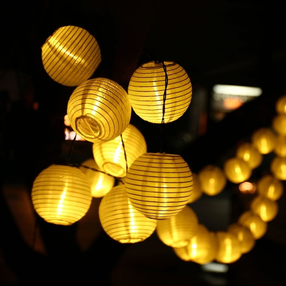 Outdoor Ball Lanterns Pertaining To Popular Round Outdoor Lights – Outdoor Lighting Ideas (View 9 of 20)