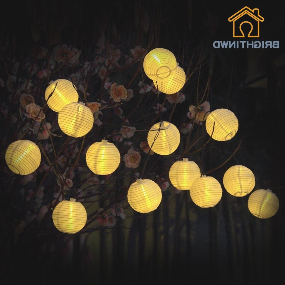 Outdoor Ball Lanterns Within Best And Newest Decorative Outdoor String Lights Luxury 38 Best Outdoor Decorative (View 13 of 20)